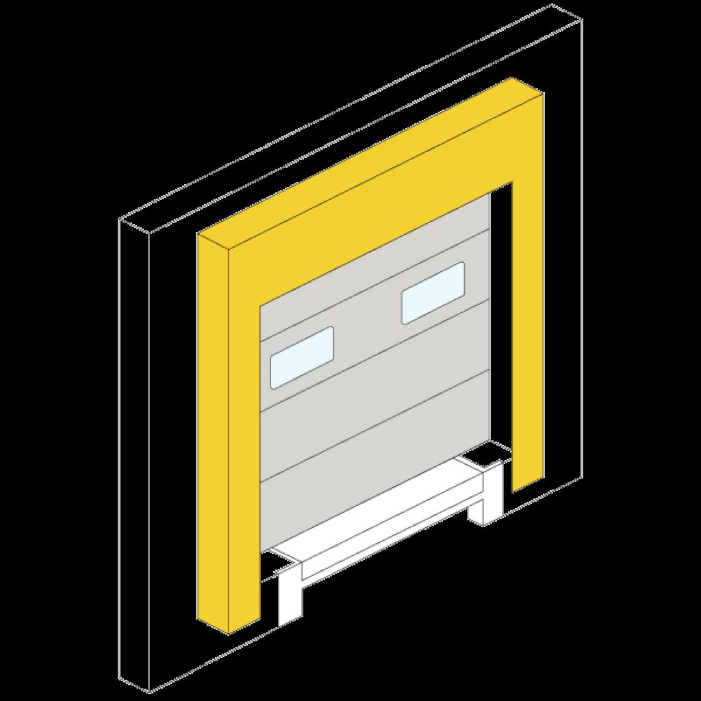 Onderhoud en keuring dockshelter