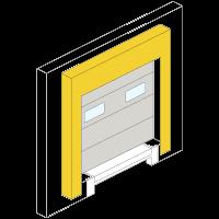 Dock shelters onderhoud